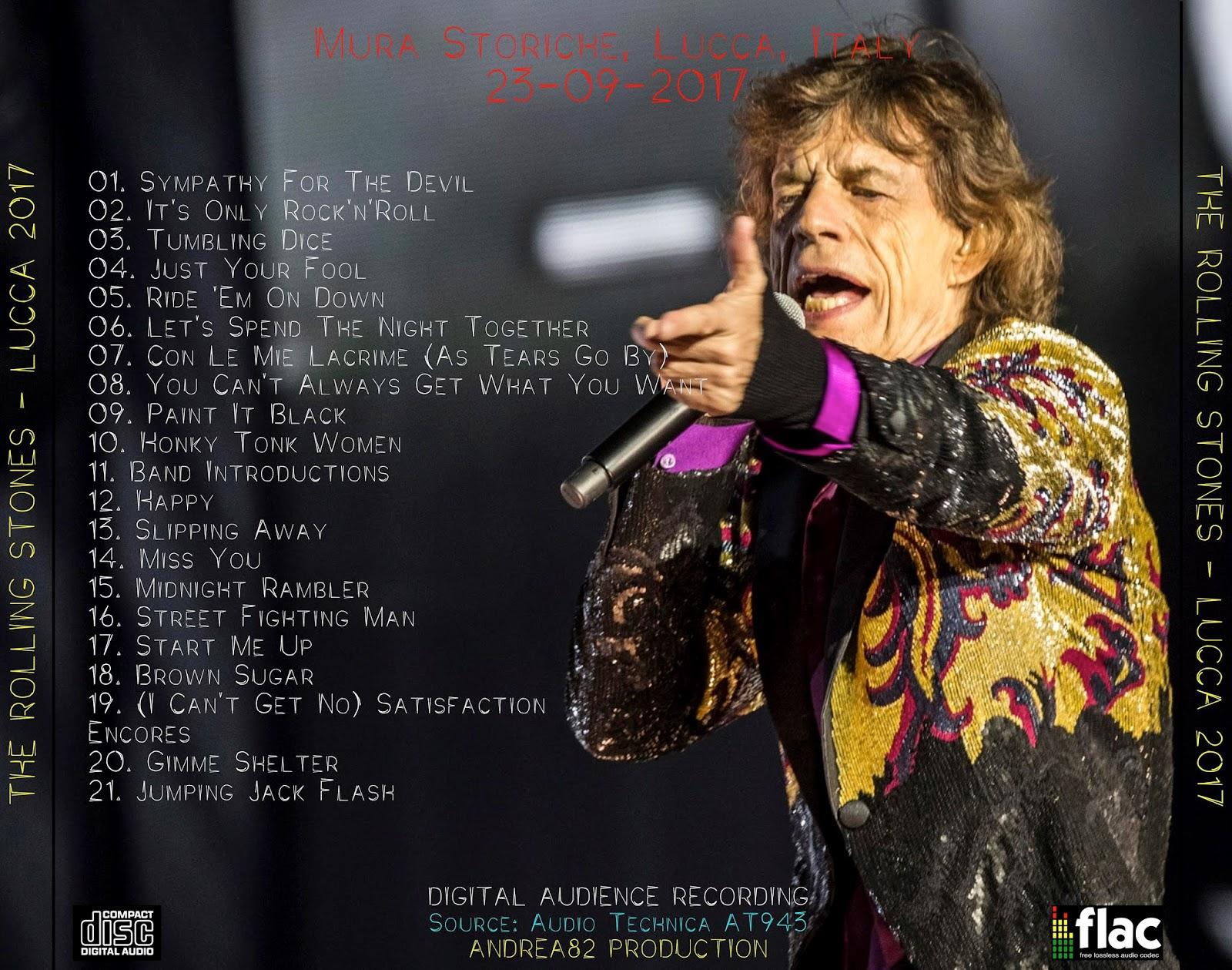 Reliquary: Rolling Stones [2017.09.23] Lucca 2017 ...