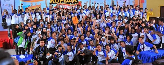 Kopdar 1000 Blogger Nusantara di Sidoarjo