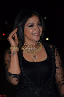 Sakshi Agarwal looks stunning in all black gown at 64th Jio Filmfare Awards South ~  Exclusive 073.JPG