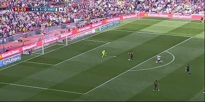 LFP-Week-32 : Barcelona 2 vs 0 Valencia 18-04-2015