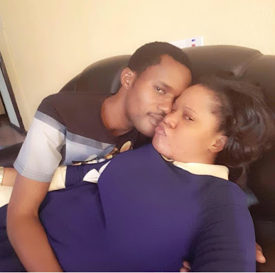 Toyin Aimakhu and new boyfriend seun elegbede