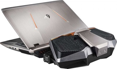 Specification and Price ASUS ROG GX800VH