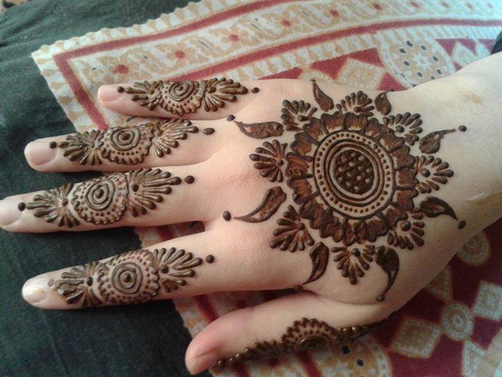 Mehndi For Girls Easy : Most simple mehndi designs cheap