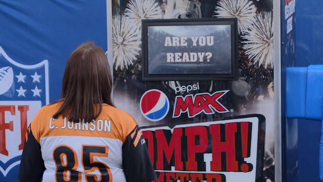 Pepsi triunfa entre los fans británicos de la NFL con The Oomph!