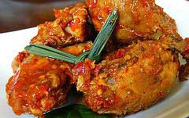 Resep Masakan Ayam Rica Rica Super Pedas