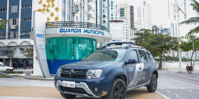 Guarda Municipal de Balneário Camboriú (SC) reduz o número de ocorrências em julho
