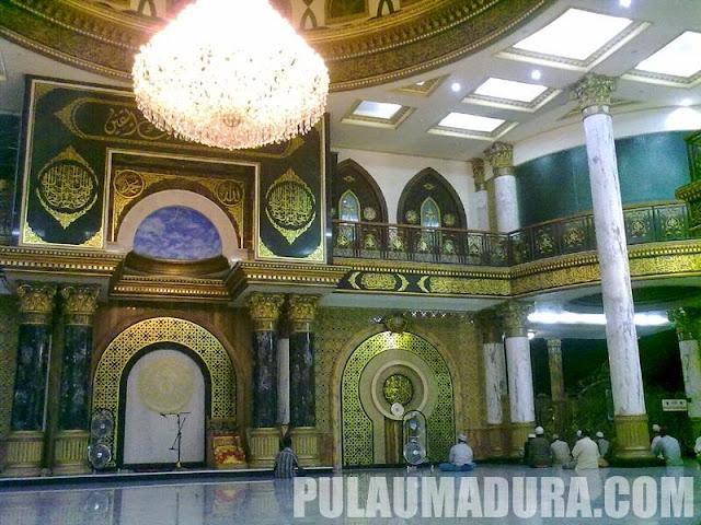 Masjid Syaichona Moh Kholil Martajasah Bangkalan