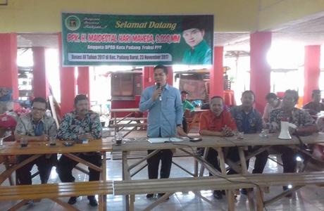 Prihatin Terhadap Nasib Pedagang Pantai Padang, Esa Sarankan Wako Mahyeldi Jangan Hanya Kejar Prestise