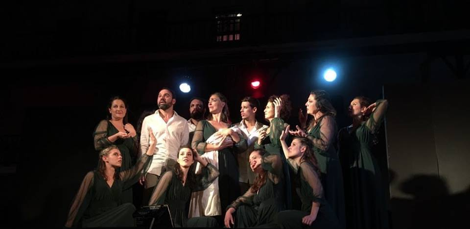 AlSoñar Teatro presenta_ Lorca, agonía, fermento y sueño