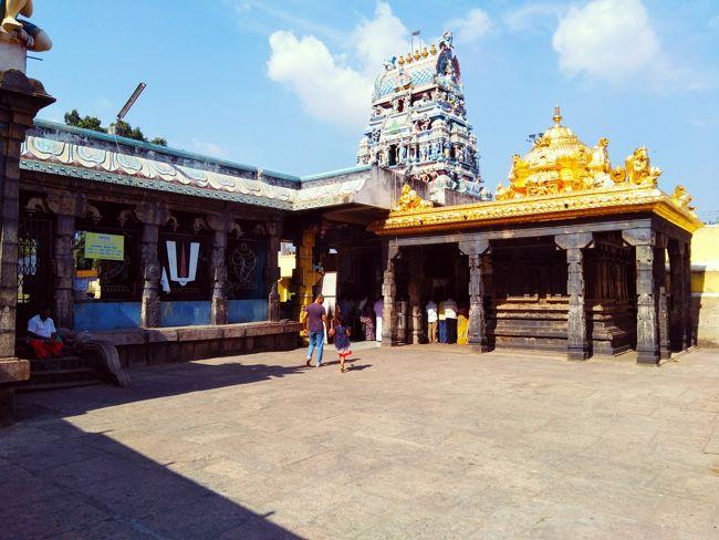 Yoga Narasimha Perumal Temple Complex