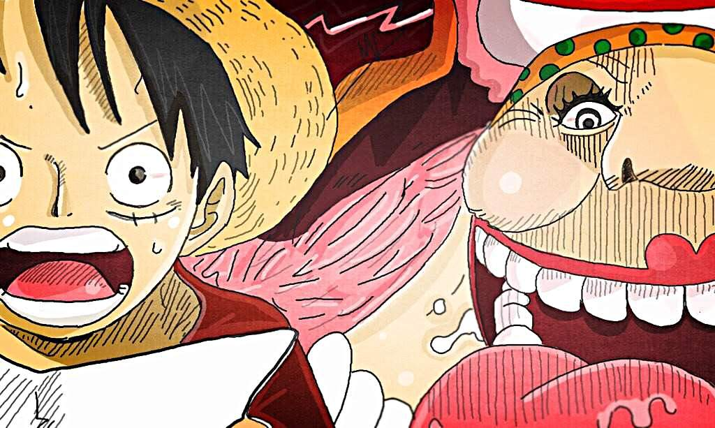 OnePiece- Articles and Theories : How Luffy And Others Will Escape