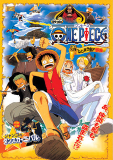 One Piece Movie 2: Nejimaki-jima no Daibouken
