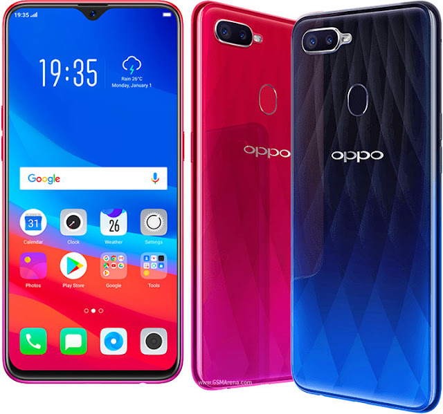 سعر ومواصفات موبايل Oppo F9 فى مصر 2018