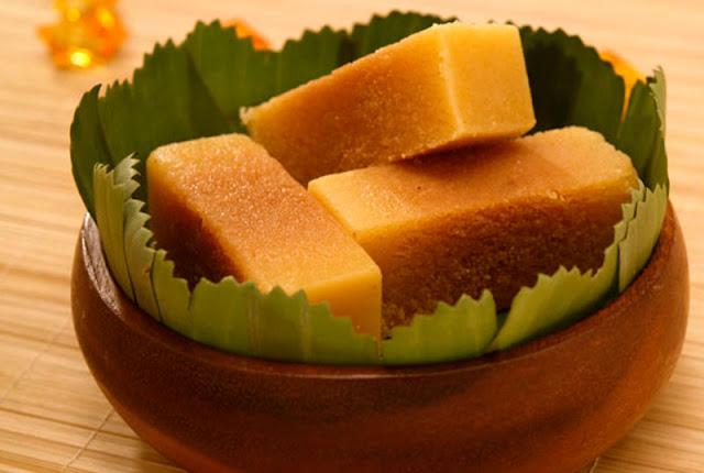 Mysore Pak Recipe images