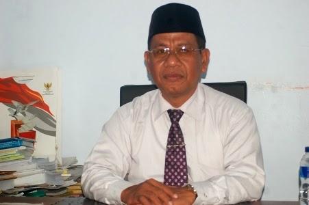 Sekretaris Daerah (Sekda) Kabupaten Bima, Drs.H.Taufik HAK