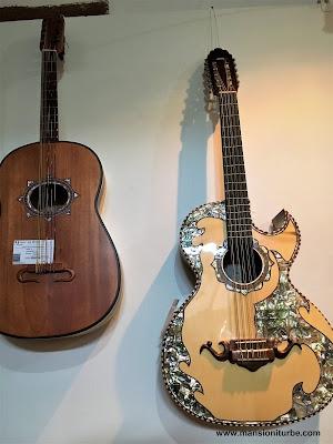 Guitarras de Paracho, Michoacán