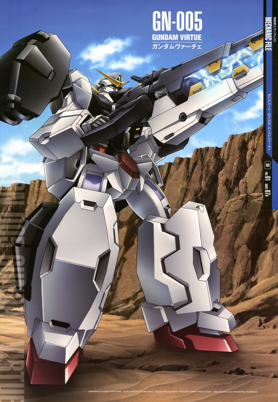 Mobile Suit Gundam 00 Wallpapers ~ Plamo Hub
