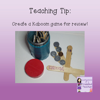 Teaching Tip: Create a Kaboom Game!