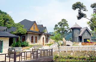 Harga Tiket Masuk Dan Lokasi The Ranch Puncak Bogor