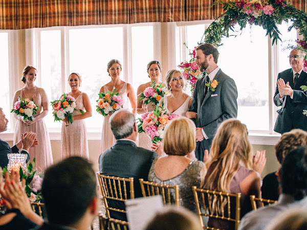 Here Comes the Sun: Royal Melbourne Country Club Wedding