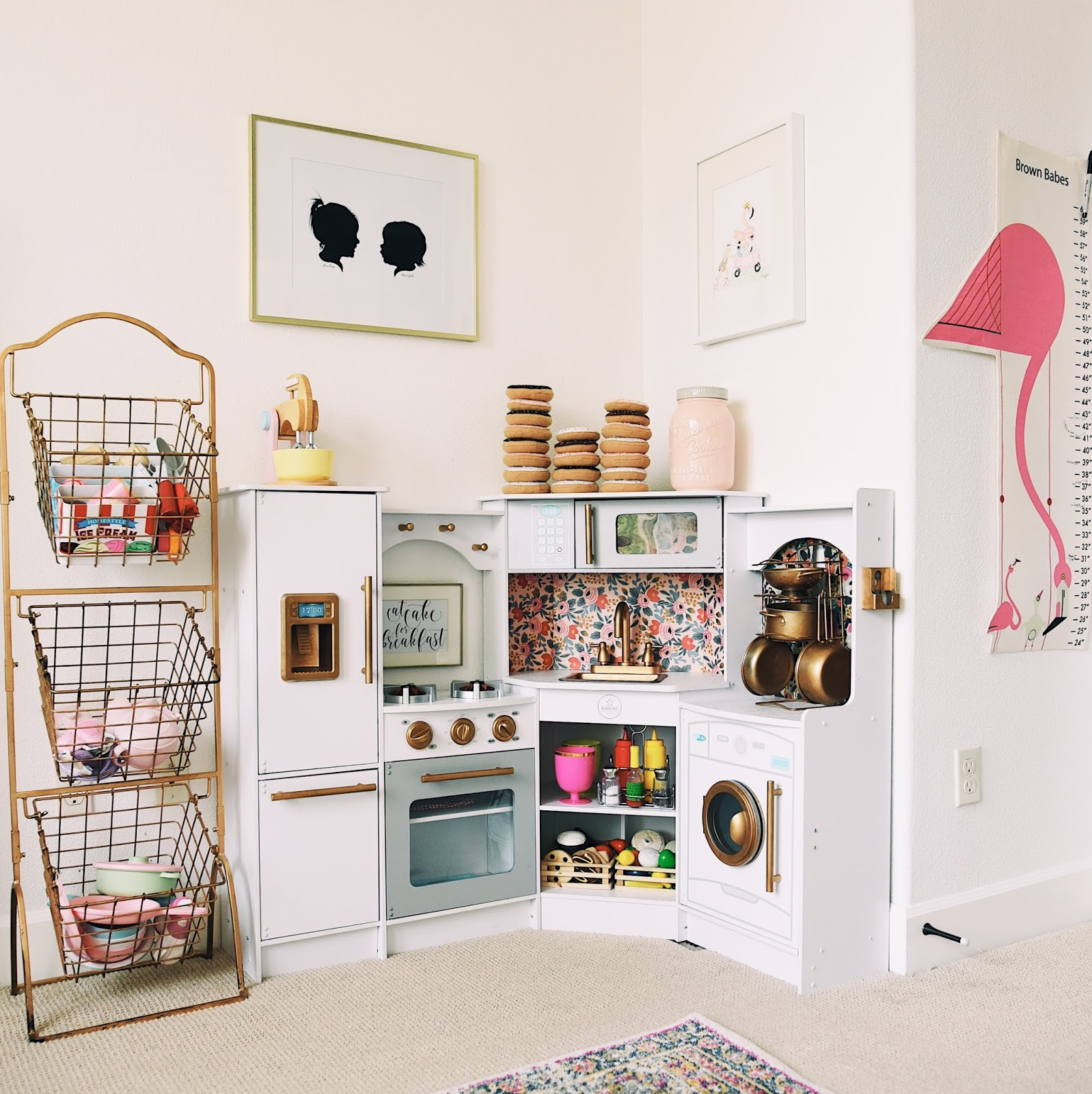 Kitchen Stores: Hello Baby Brown: Playroom Tour! (updated