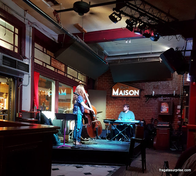 Casa de Jazz The Maison, Nova Orleans