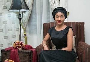 President Buhari meets Billionaire's Son who wants to marry Zahra