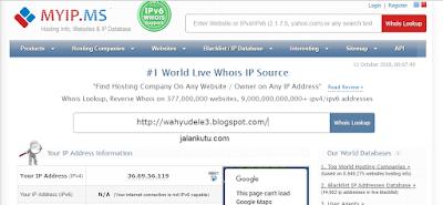 Cara Mengetahui Tanggal Pembuatan Blog Sendiri di Blogspot