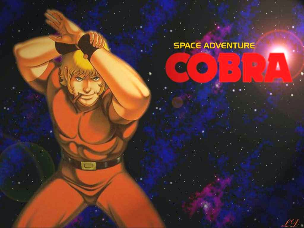Space Adventure Cobra (Anime)