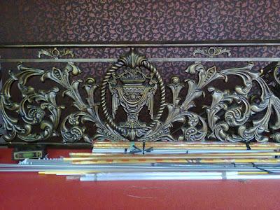 balkon tempa mewah