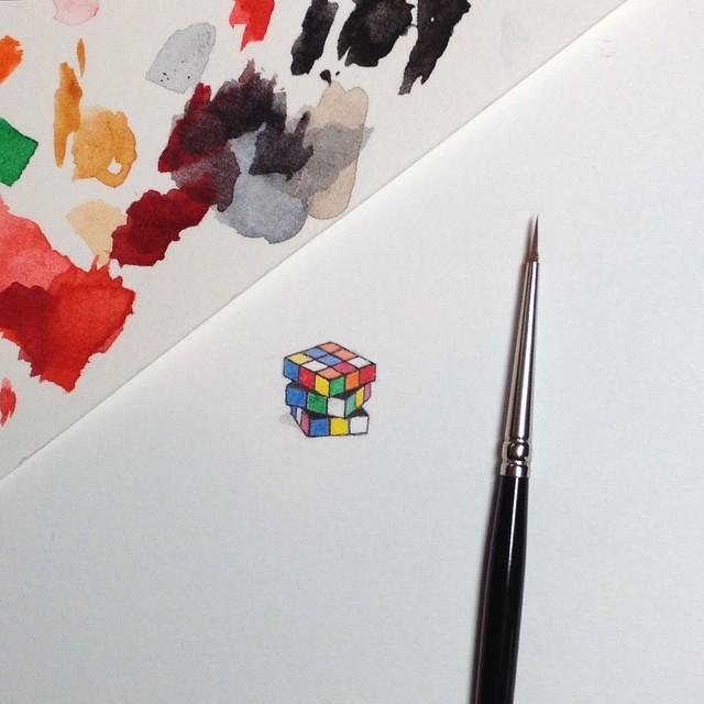 Pinturas-en-miniatura-con-detalles-fascinantes-artista-Brooke-Rothshank
