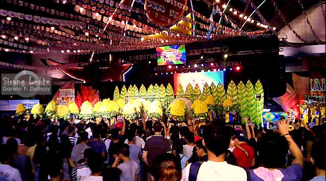 Manggahan Festival in Aliwan Festival 2017