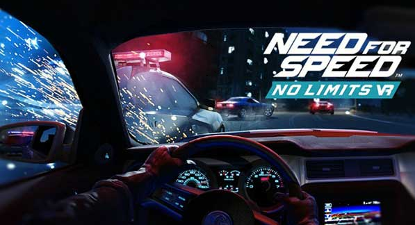 Need for Speed No Limits VR Apk Data Terbaru Gratis