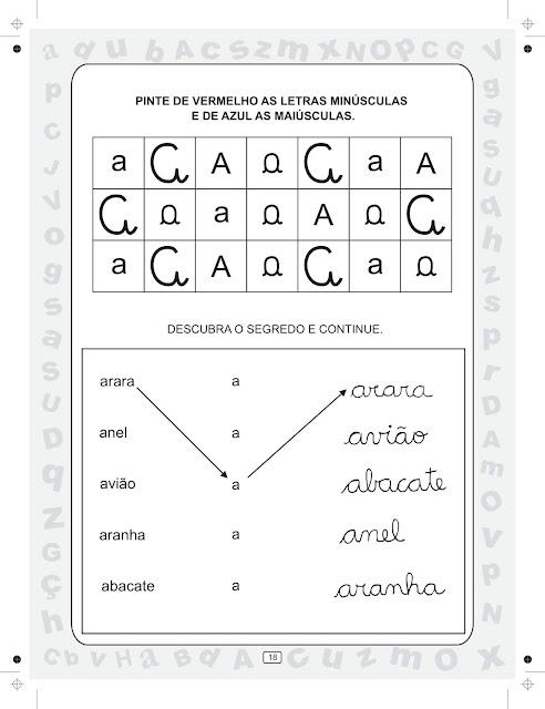 Ciranda das Sílabas Volume 1