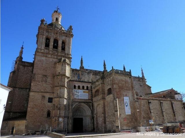 Catedral de Santa María de la Asunción, Coria