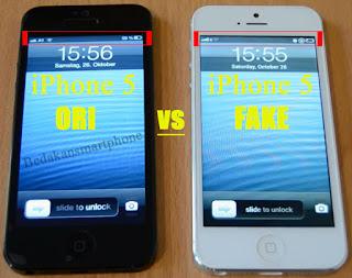 Perhatikan Area Notifikasi iPhone 5
