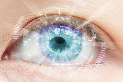 Samsung Akhirnya Patenkan Teknologi Smart Contact Lens