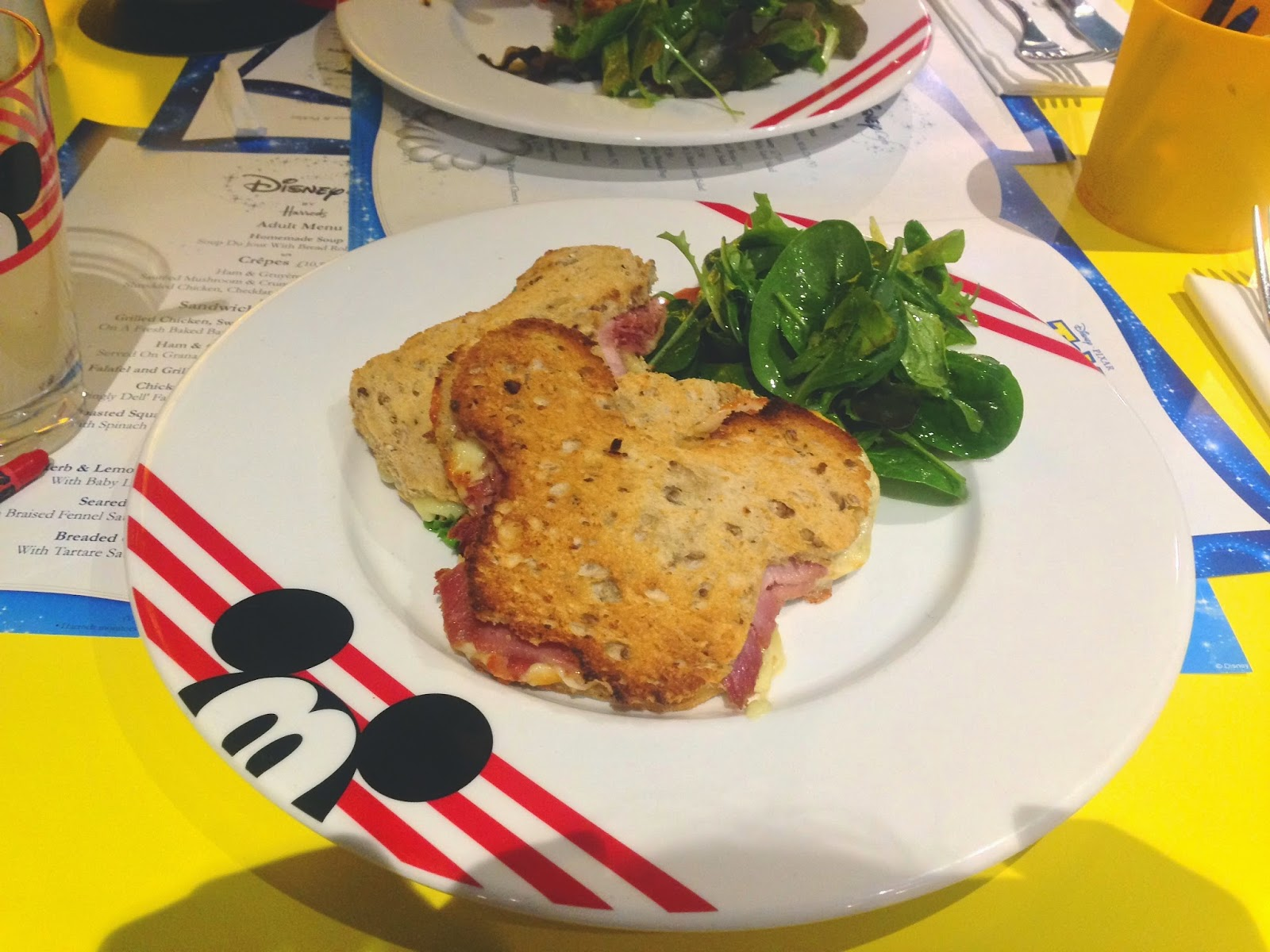 Disney Cafe Harrods Review