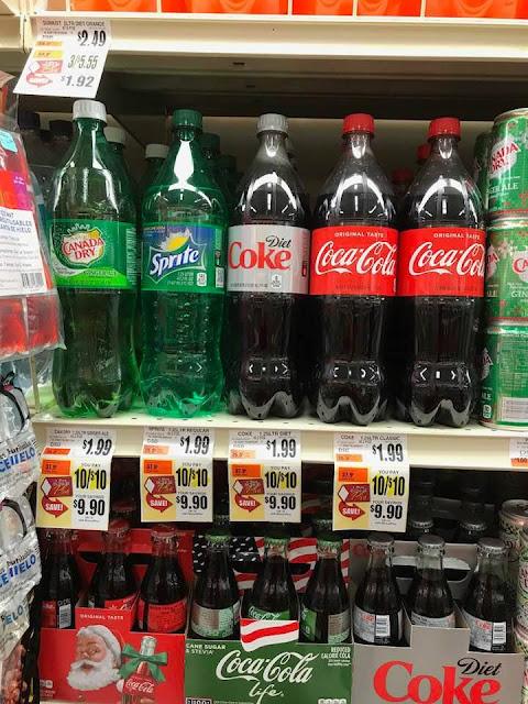 Tops Hot Buy Coca Cola Or Powerade Receive Free Amazon Egift