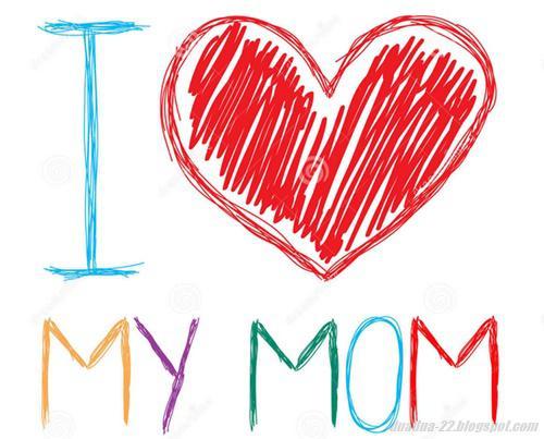 gambar kata kata untuk ibu bunda mama