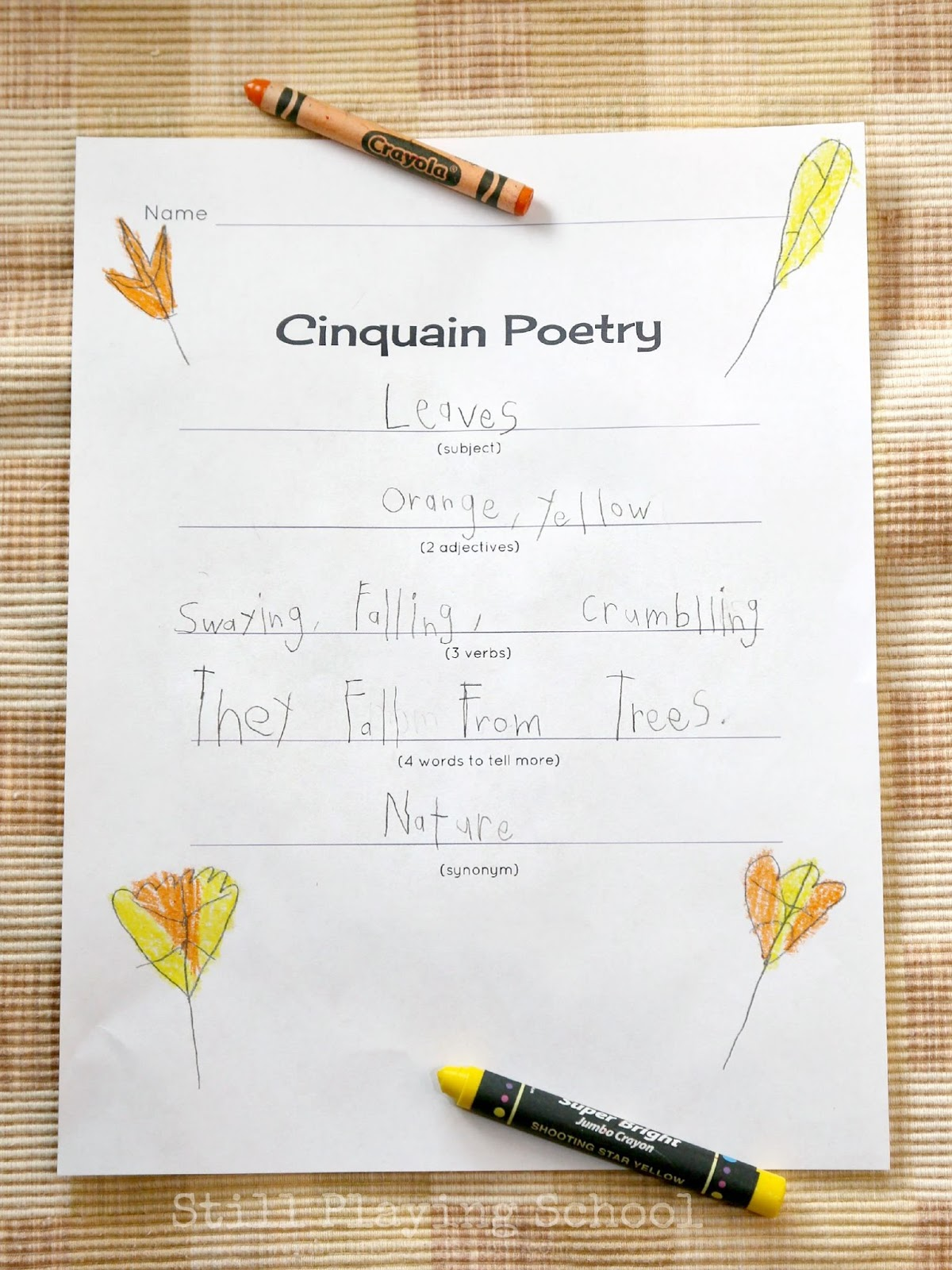 Still Playing School Free Printables For Email Subscribers