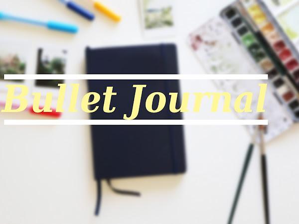 Bullet Journal - Nähplaner- Reisetagebuch