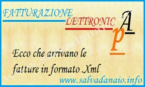 Software per fattura elettronica PA in XML con firma digitale