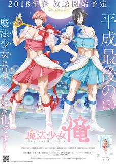 descargar Mahou Shoujo Ore capitulo (04/??) sub español HD