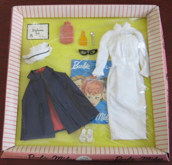 The Fashion Doll Review Vintage Barbie Fashion 991