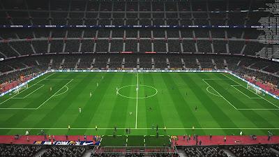 PES 2017 Stadium Super Pack v2 + Fix1 & 4KTurf MOD by InMortal