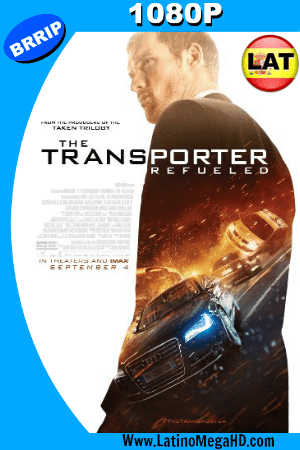 El Transportador Recargador (2015) Latino HD 1080P ()
