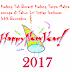 Gambar DP BBM Tahun Baru 2017 Lucu Bergerak