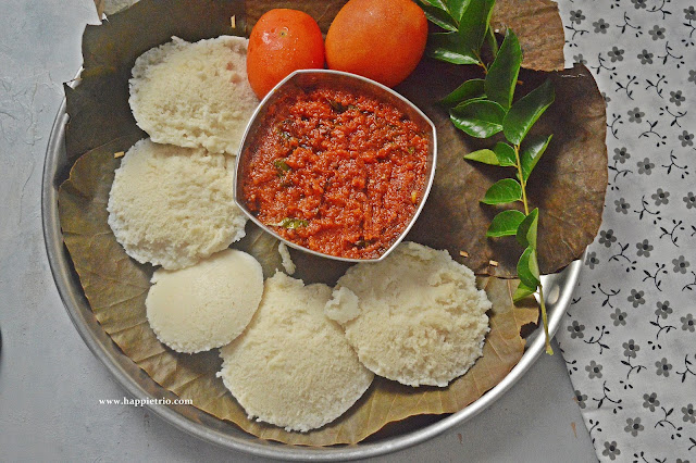 Tomato Thokku Recipe | Thakkali Thokku | How to make Thakkali Thokku