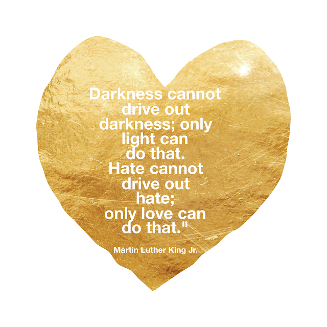 love and hate quote - Martin Luther King Jr.